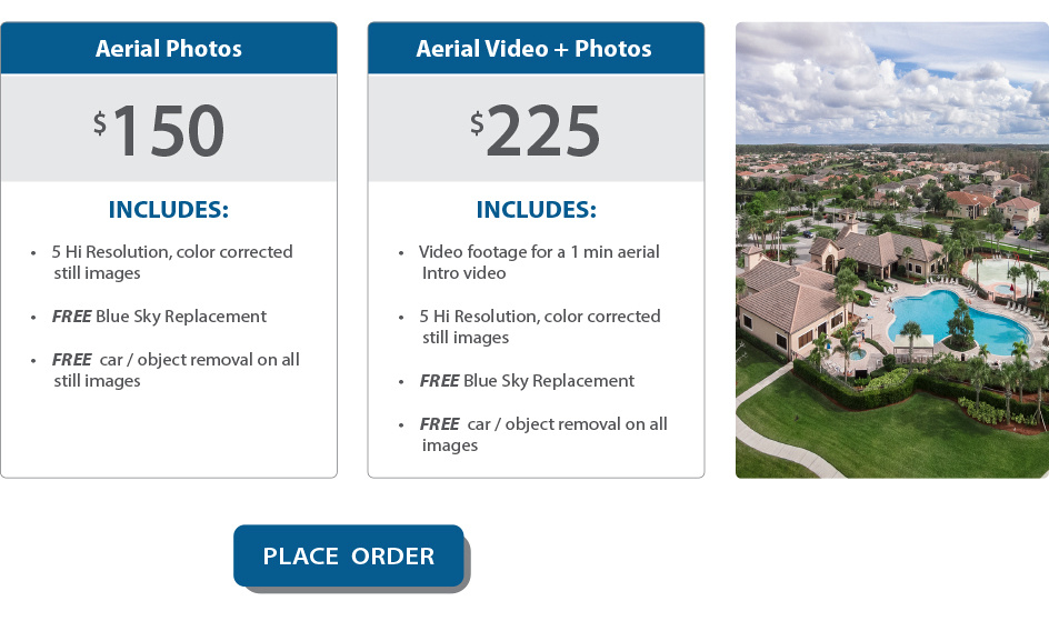 Aerial Imaging Add-On